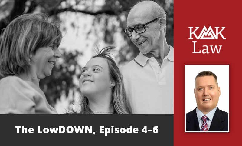 Low Down Podcast Ken Kramer Estate Lawyer