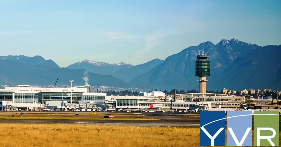 Photo of YVR Airport